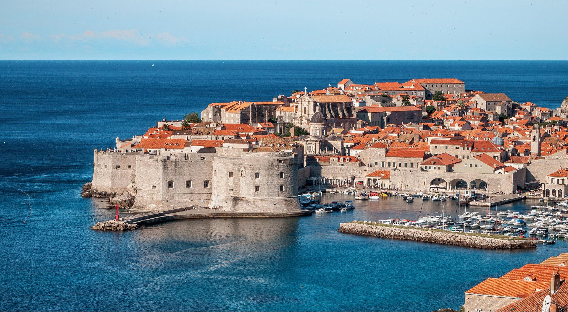 zeilen in kroatie: Dubrovnik