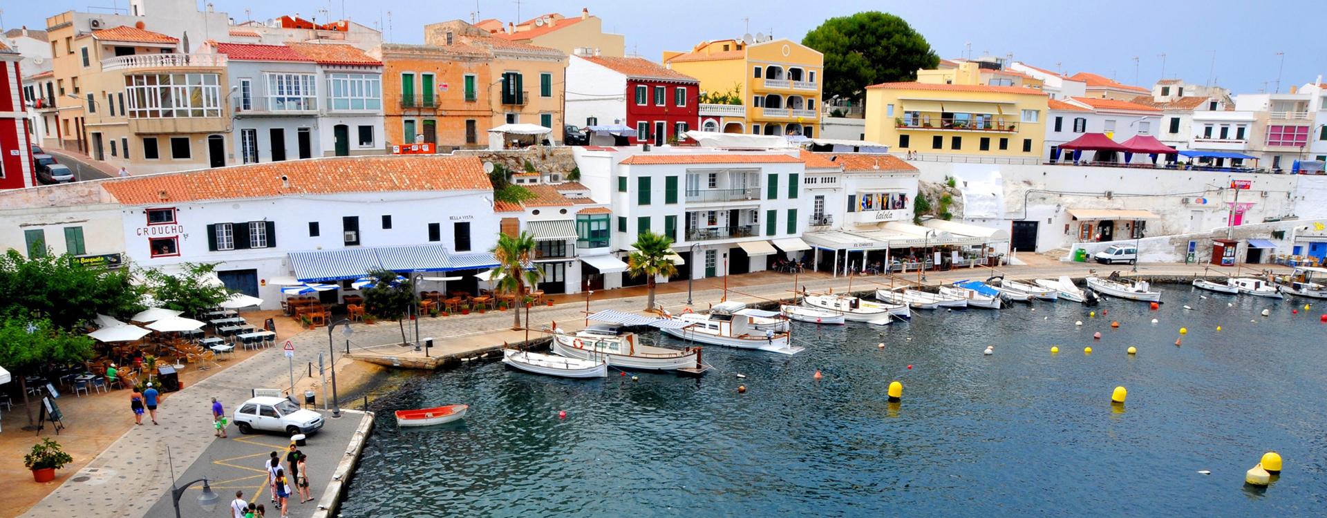 Zeilvakantie Balearen: Menorca