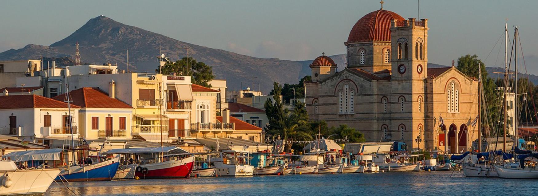 Zeilen in Griekenland, Argo Saronische eilanden