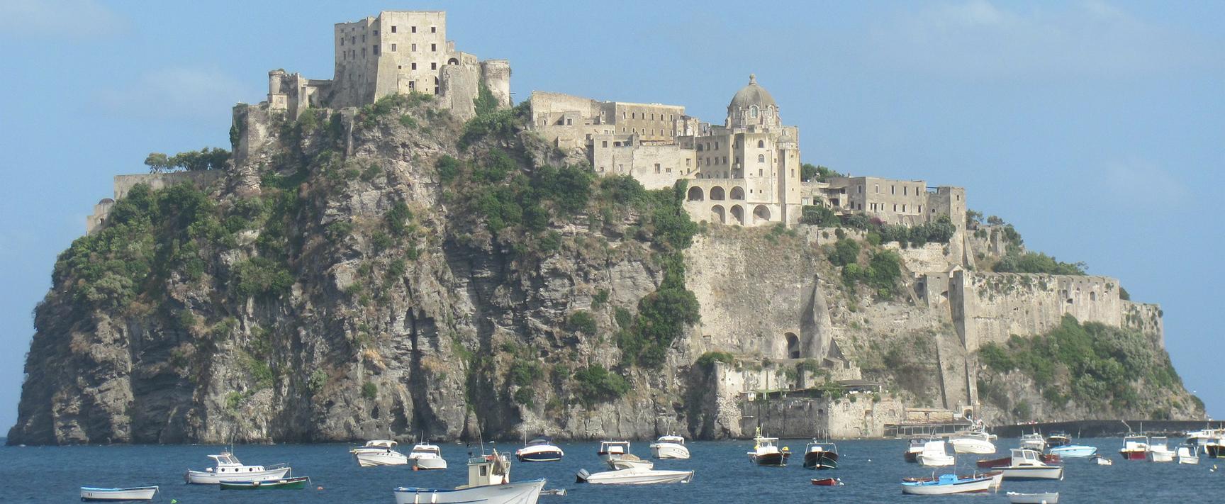 Vakantie in Italië: Ischia