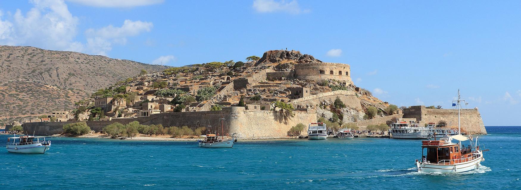 Zeilen in Griekenland: Kreta