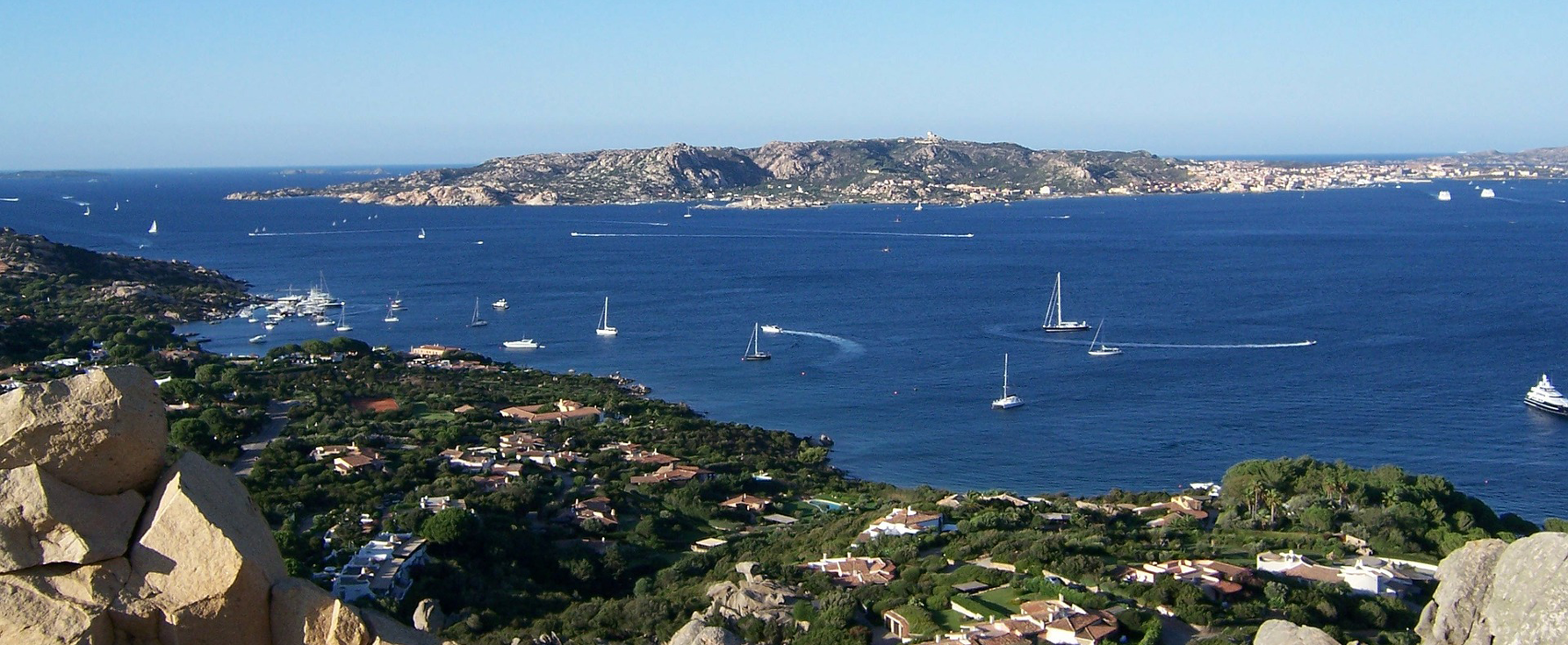 Vakantie in Italië: La Maddalena