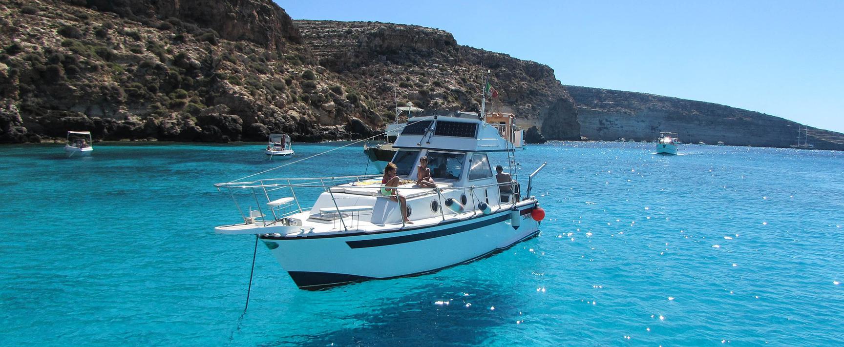 Vakantie in Italië: Lampedusa