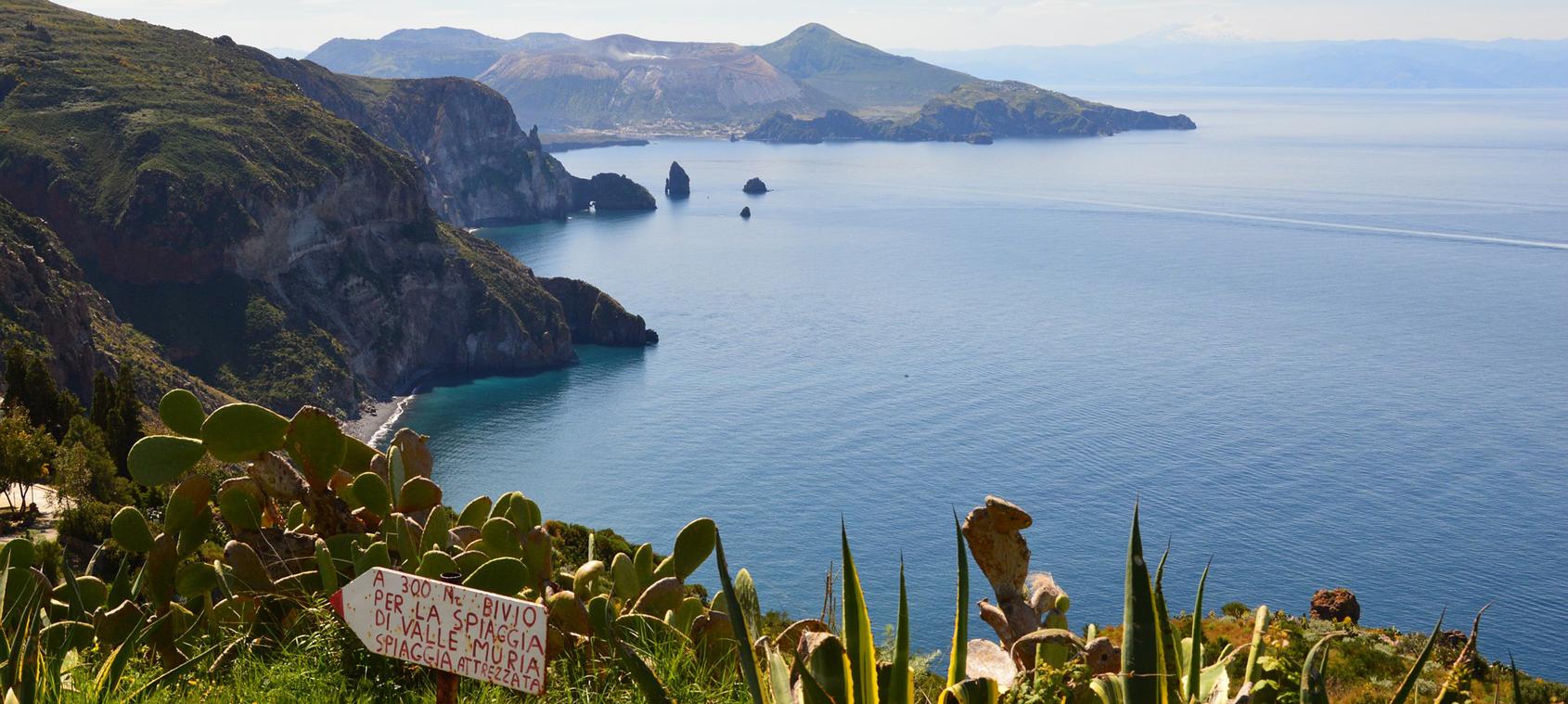 vakantie in Italië: Lipari