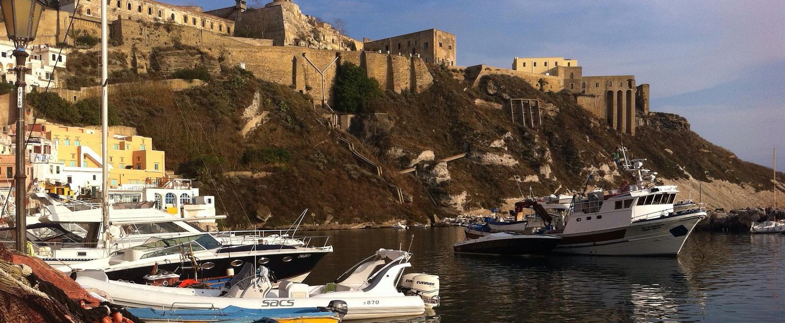 Vakantie in Italië: Procida