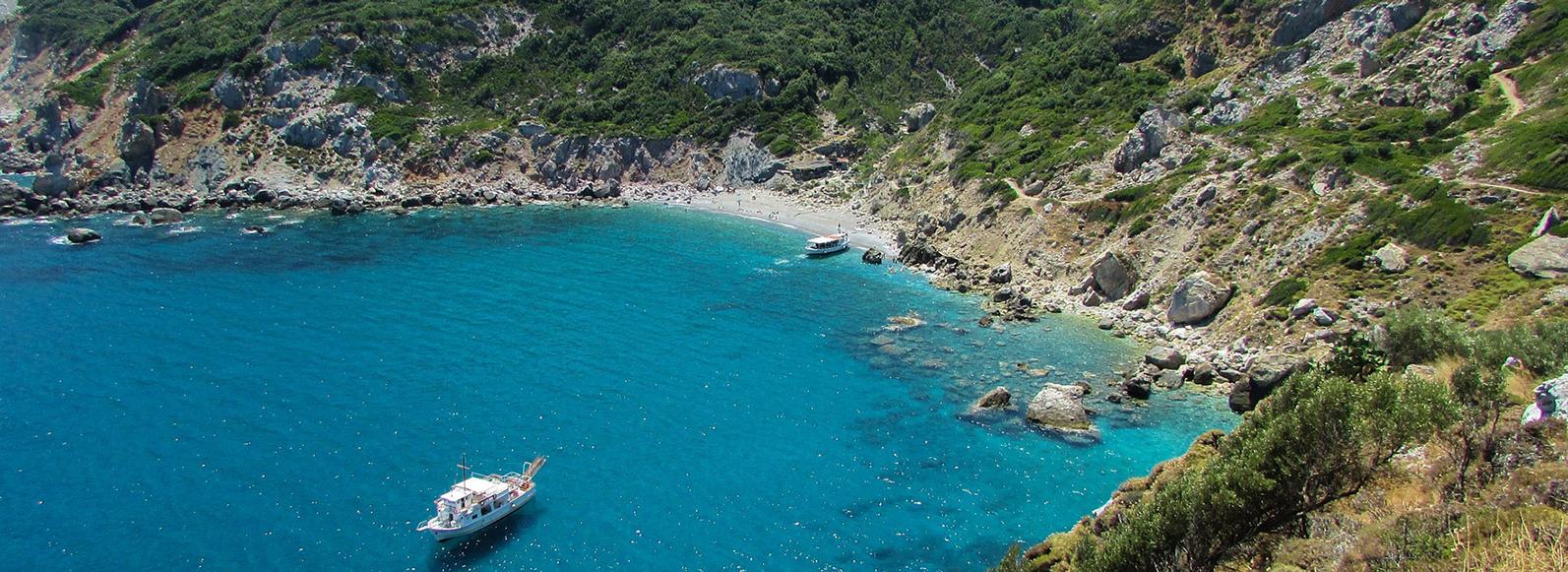 Zeilen in Griekenland: Skiathos, Sporaden
