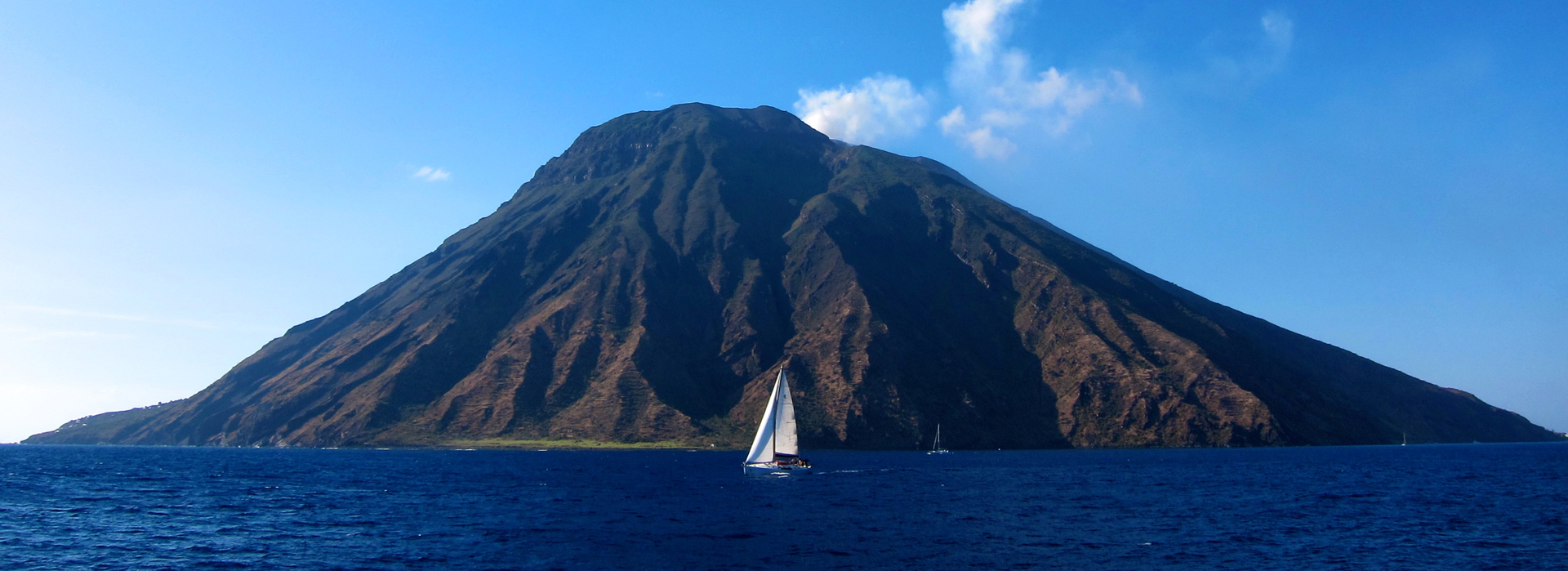 Vakantie met boot: Stromboli