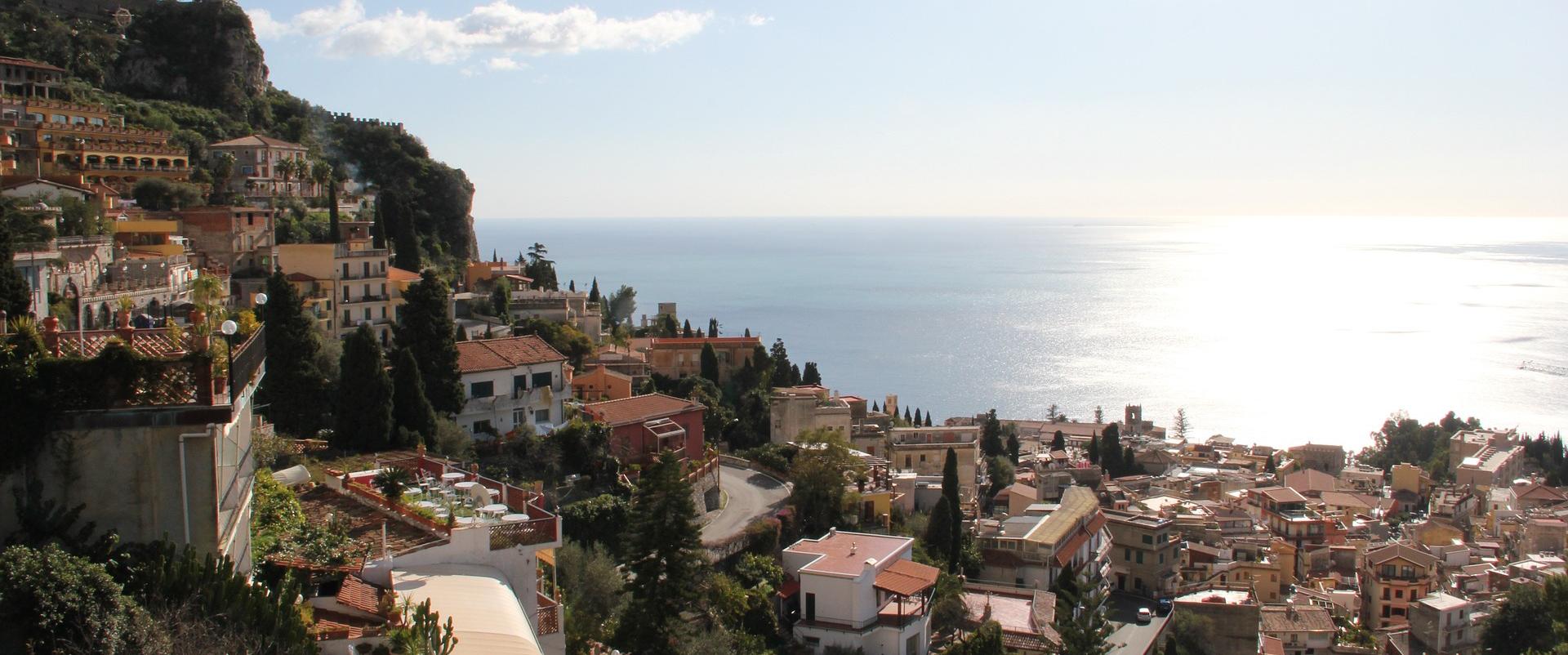 Vakantie in Italië: Taormina Sicilie