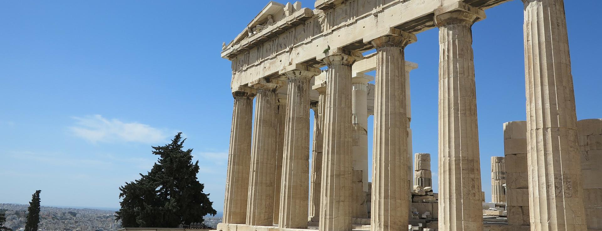 Zeilen in Griekenland: Athene, Acropolis