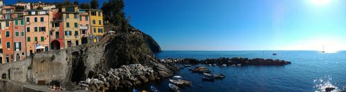 Vakantie met boot: Cinque Terra