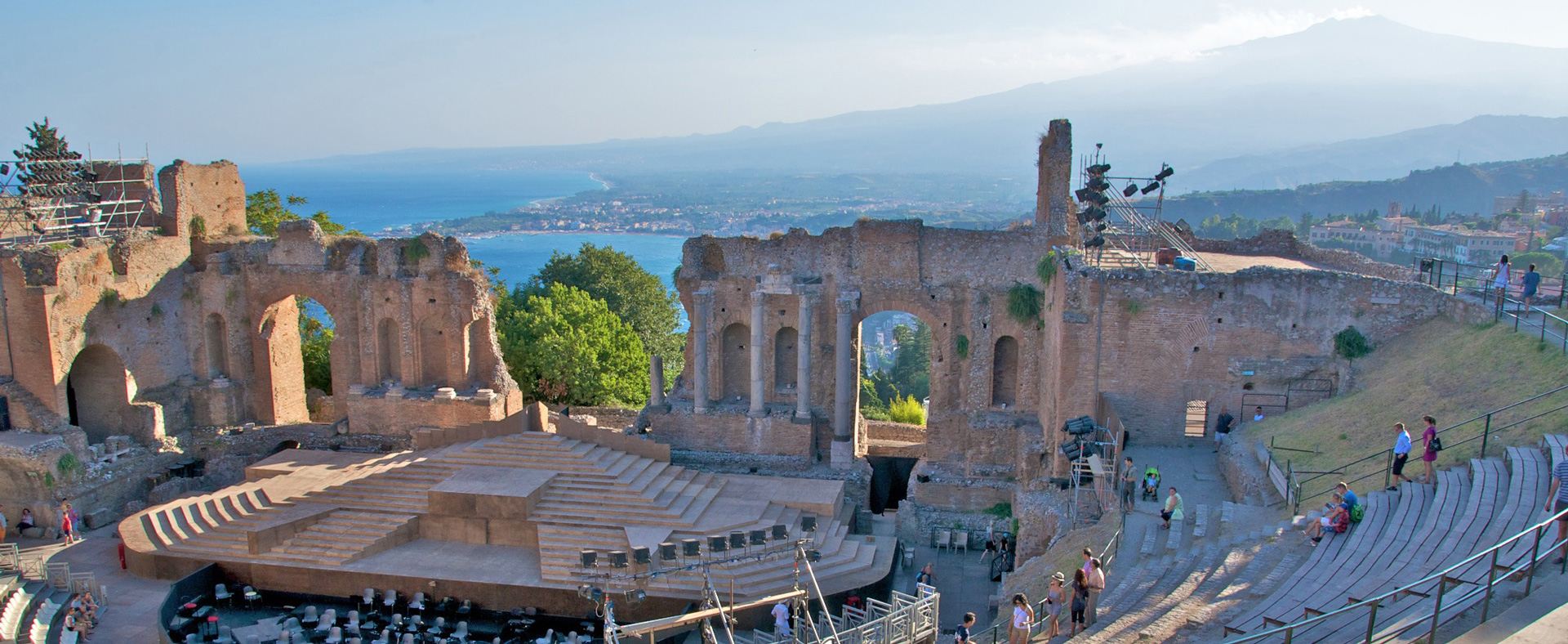 Vakantie met boot: Taormina