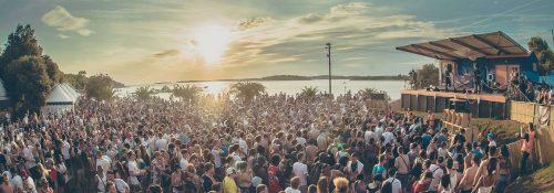 beste festivals in Kroatie