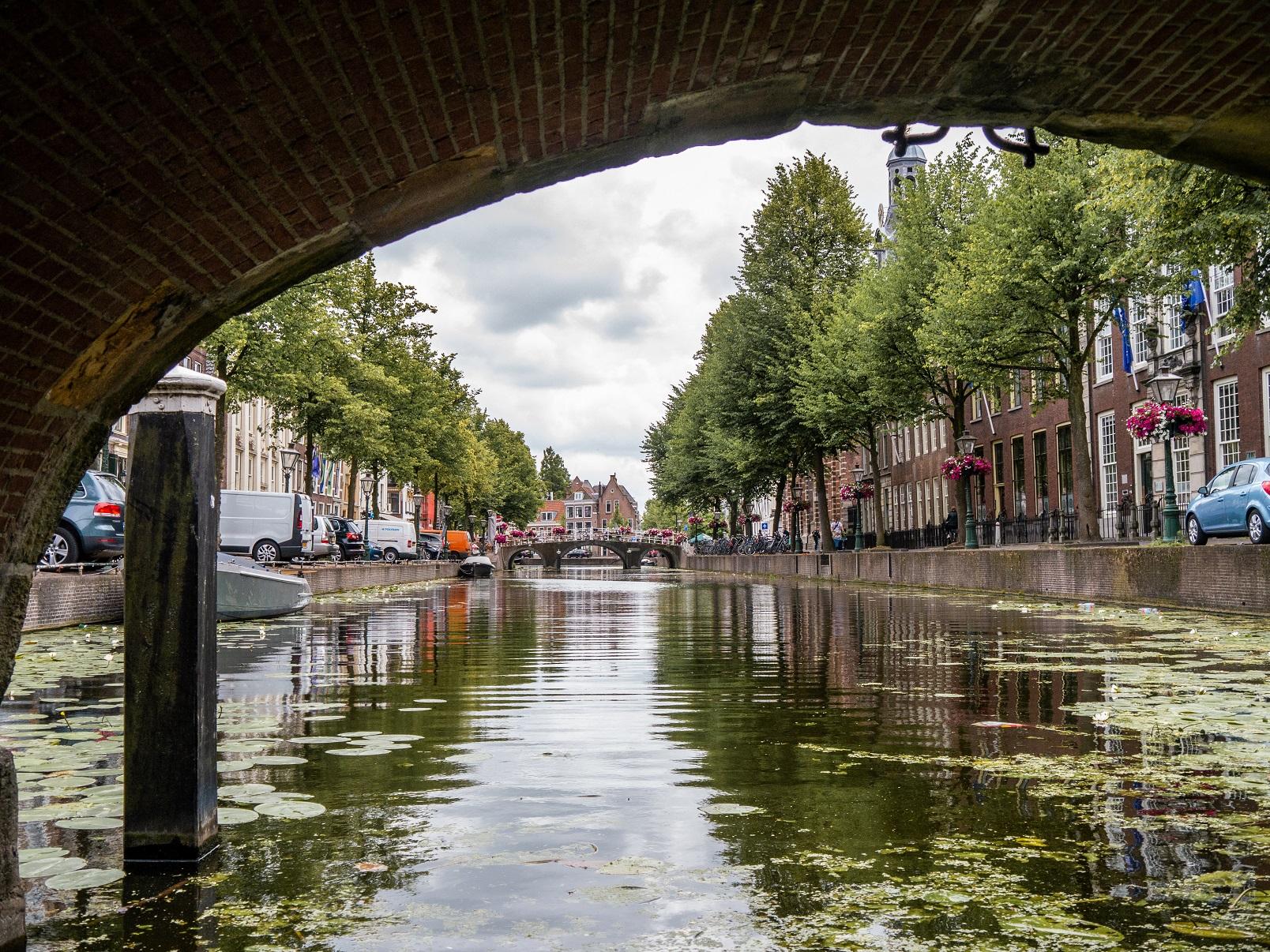 Fluisterboot Leiden
