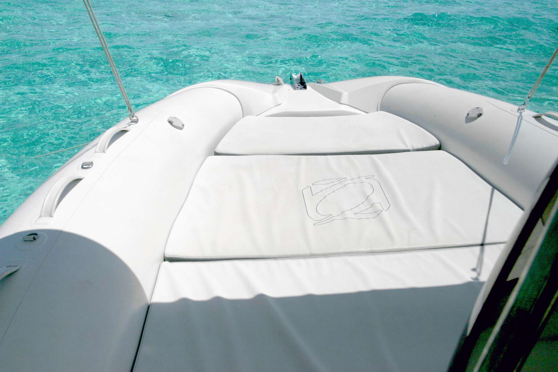 Discover the Formentera Island with this comfortable inflatable rib in Ibiza!