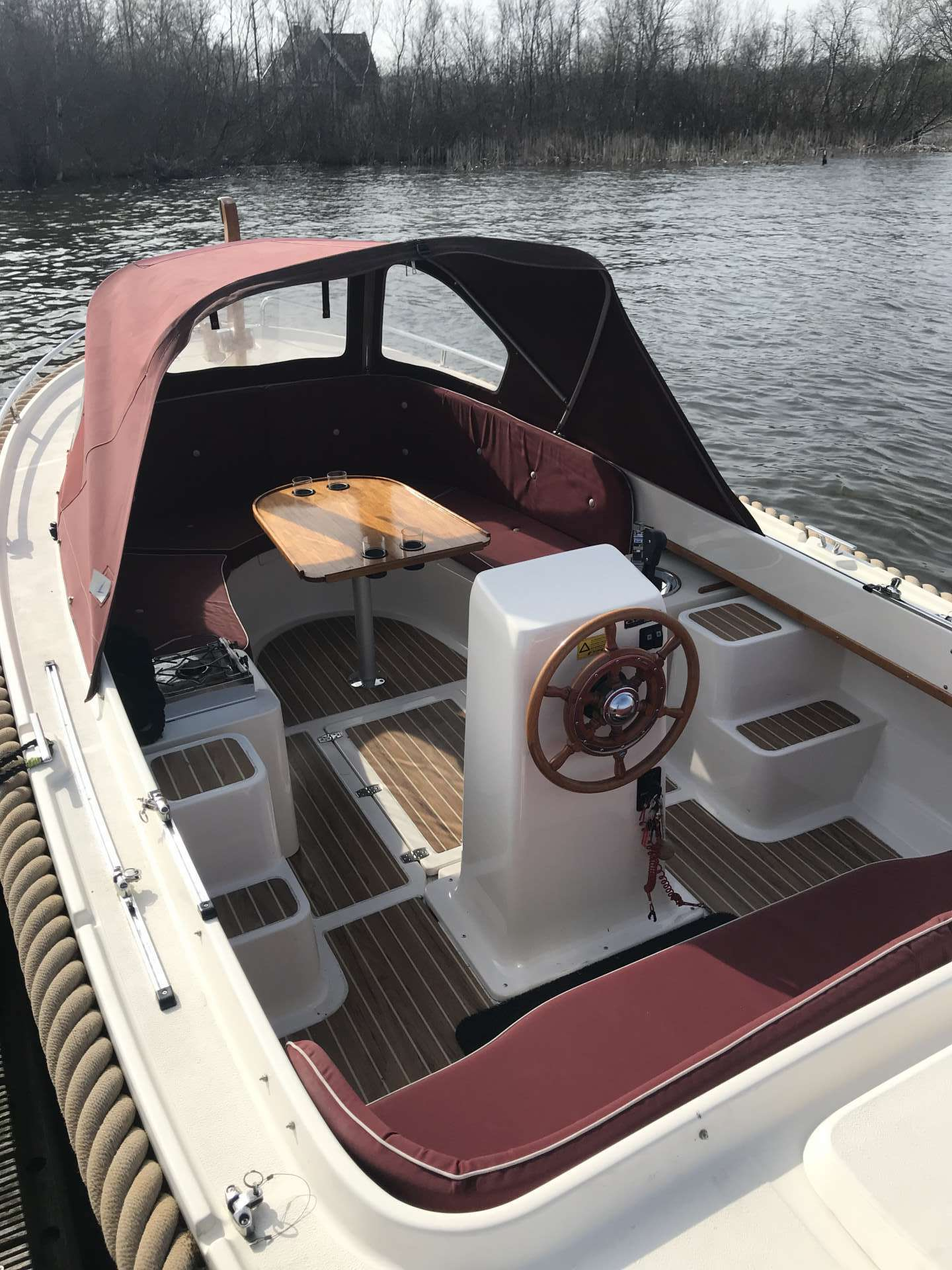 Crescent allure 21 ( luxe sloep )
