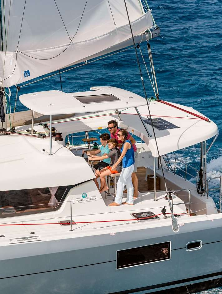 Brand New Lagoon 42 (2020) Available in Lefkas!